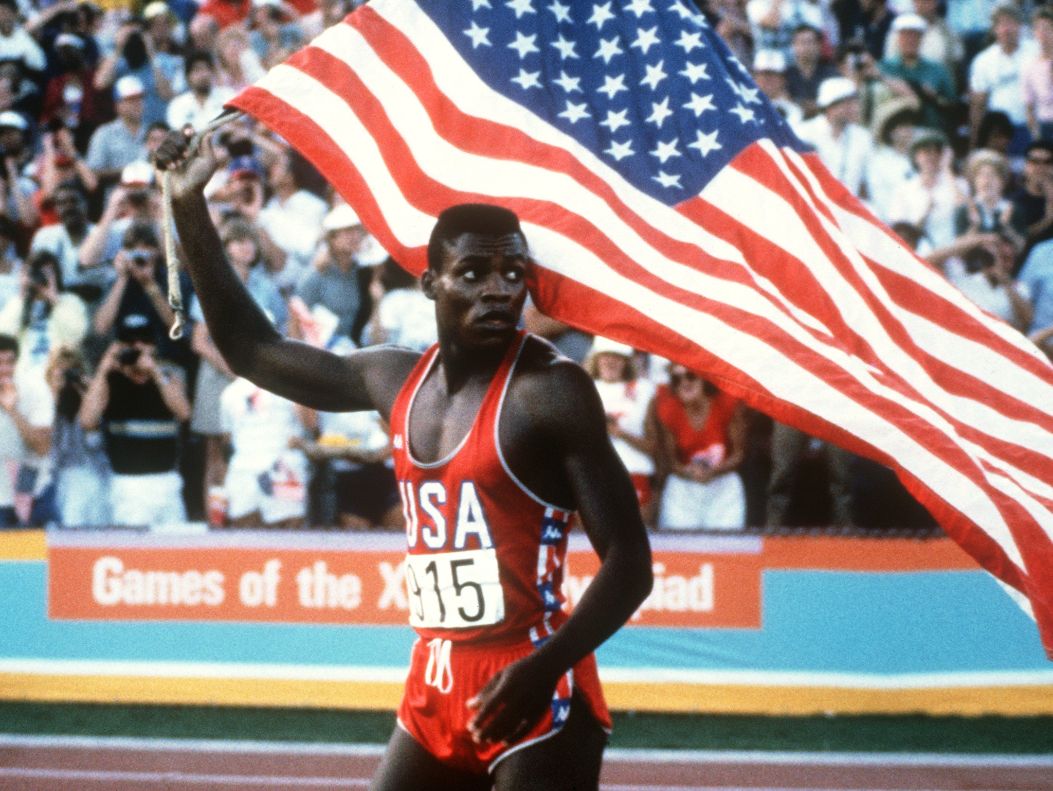 Carl Lewis looks back on LA '84 and forward to 2028 - OlympicTalk ...