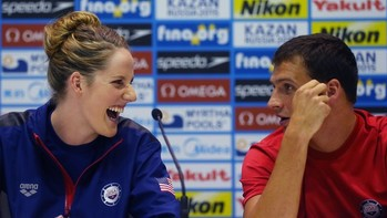 Ryan Lochte, Missy Franklin