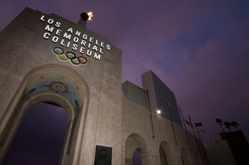 Los Angeles Memorial Coliseum