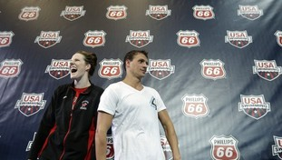 Missy Franklin, Ryan Lochte
