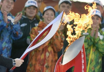 Sochi Torch Relay