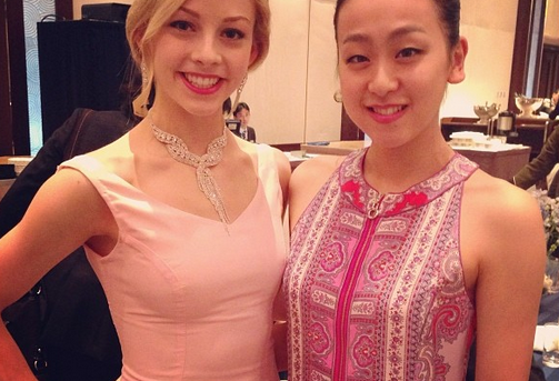 Gracie Gold, Mao Asada