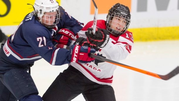 Caroline Ouellette, Hilary Knight