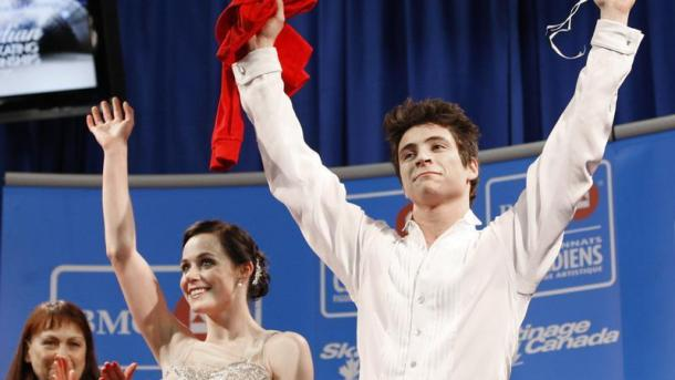 Tessa Virtue, Scott Moir
