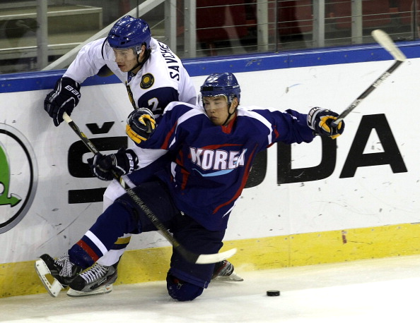 South Korea hockey