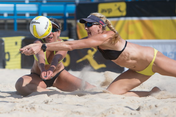 April Ross, Kerri Walsh