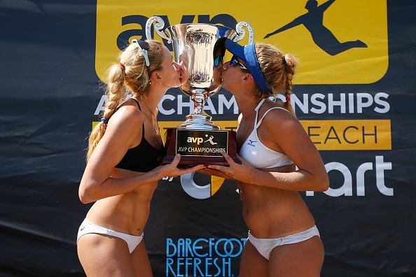 April Ross, Kerri Walsh Jennings