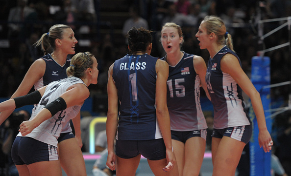 U.S. women's volleyball