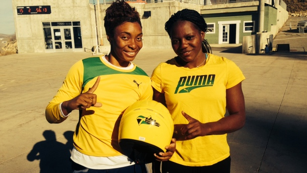 Jamaica women's bobsled