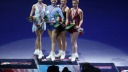 Gracie Gold, Ashley Wagner, Polina Edmunds, Mirai Nagasu