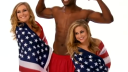 Jamie Anderson, Shawn Johnson