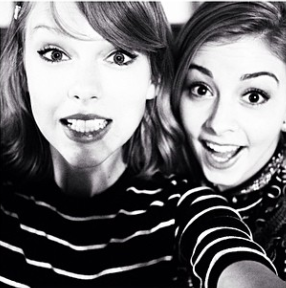 Taylor Swift, Gracie Gold