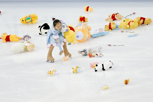 Figure skating gifts