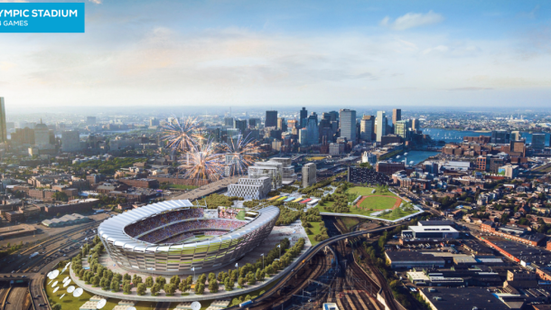 Boston 2024 Olympic Stadium