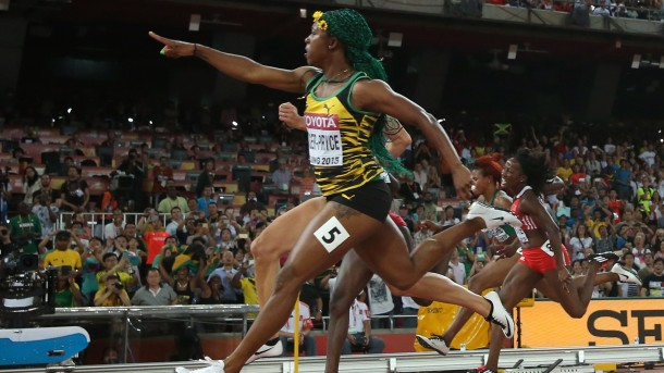 Shelly-Ann Fraser-Pryce