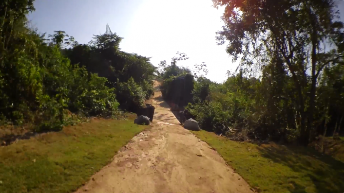 Rio Olympic mountain bike course