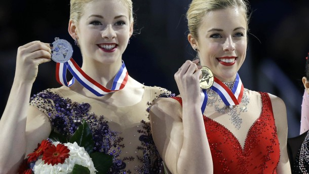 Ashley Wagner, Gracie Gold