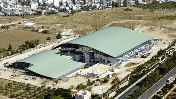 Galatsi Olympic Hall