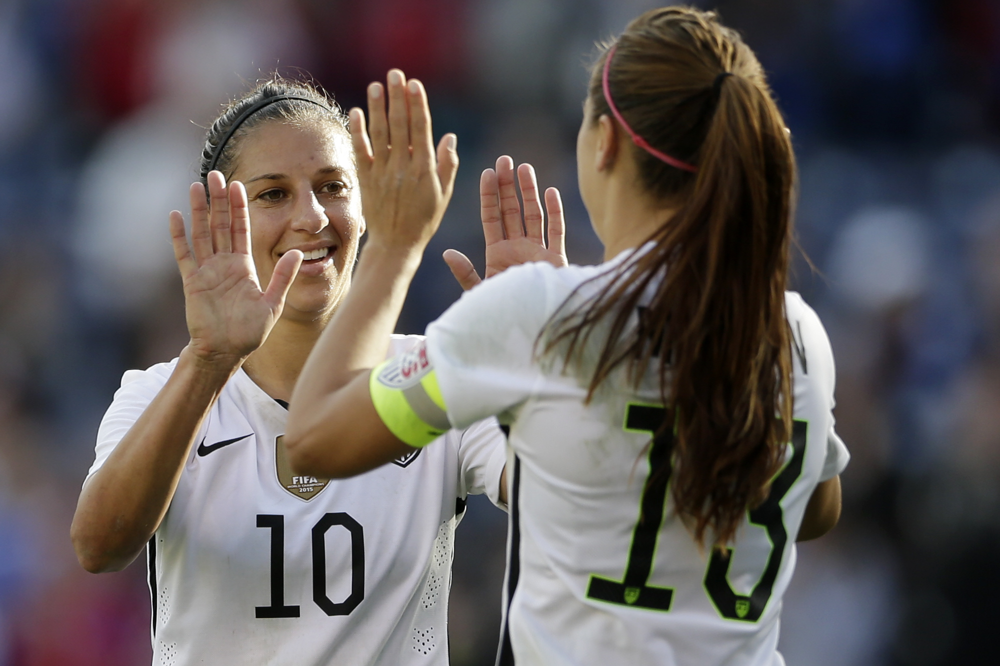 NBC to stream all 15 matches of CONCACAF Women's Olympic Qualifying - OlympicTalk | NBC Sports