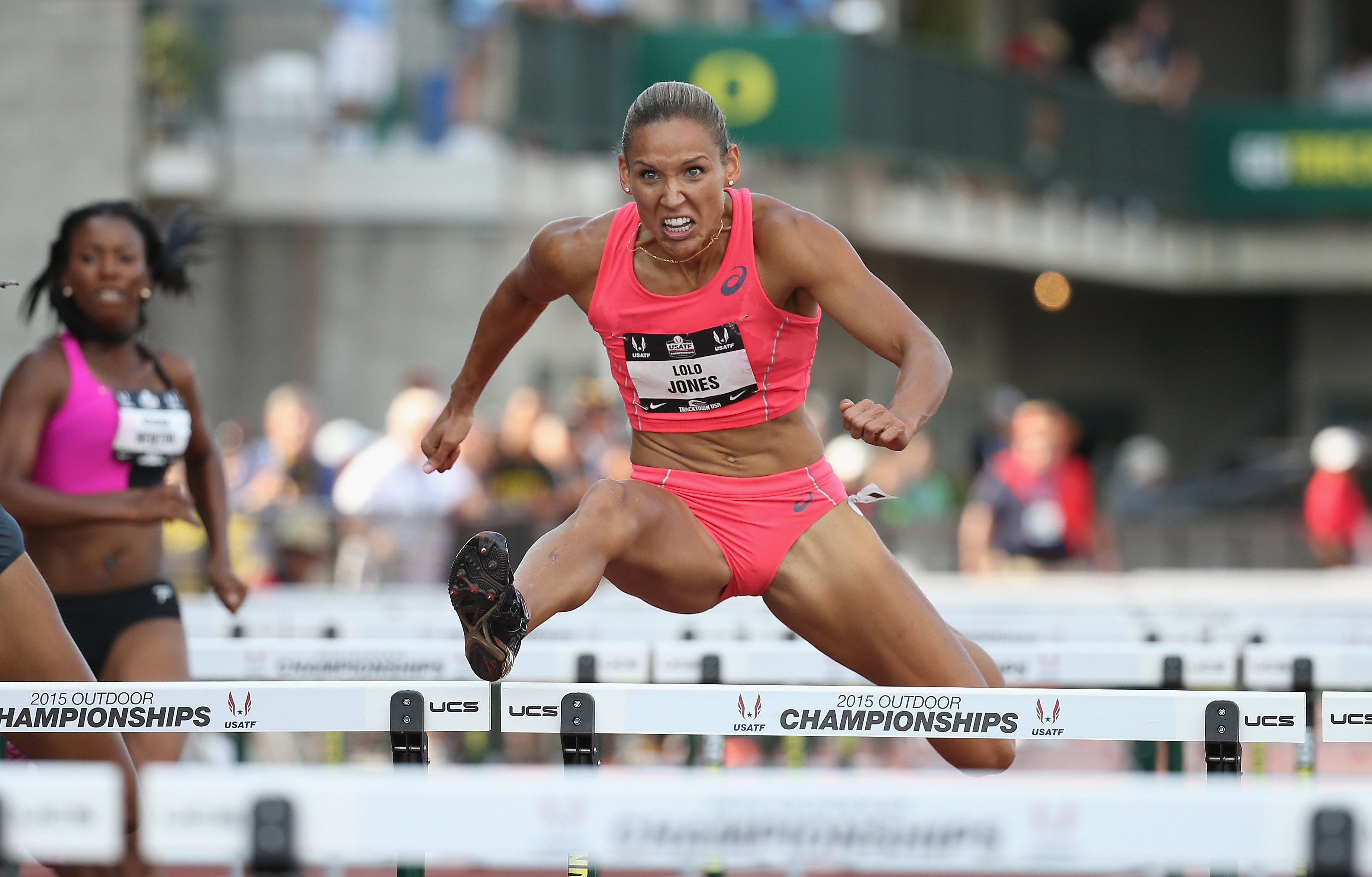 Lolo Jones selection to Olympic bobsled team criticized - CBS News