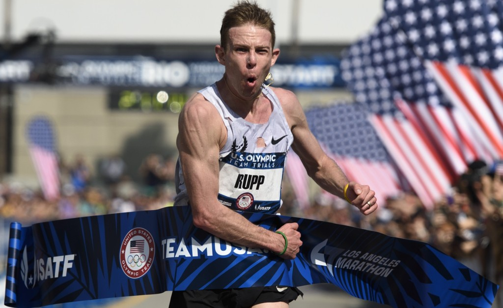 Galen Rupp, after tumult, finds familiarity before Olympic marathon trials