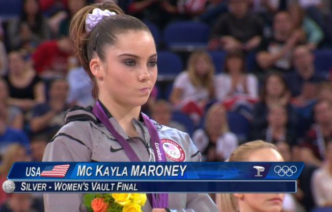 Why Mckayla Maroney Did The Not Impressed Face At London Olympics