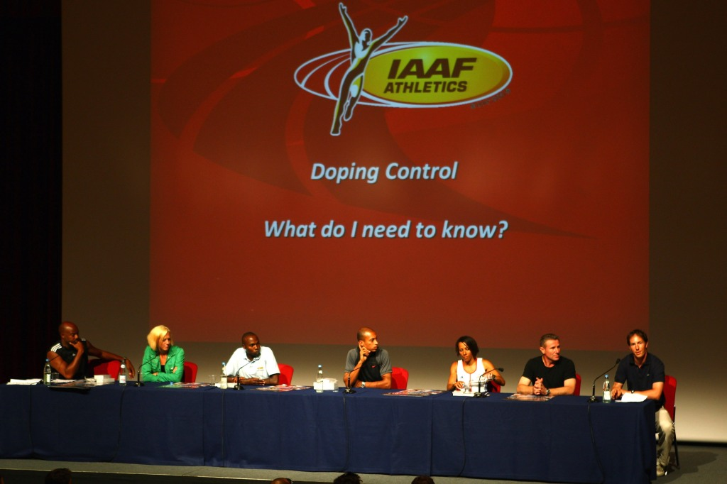 Track and Field Doping