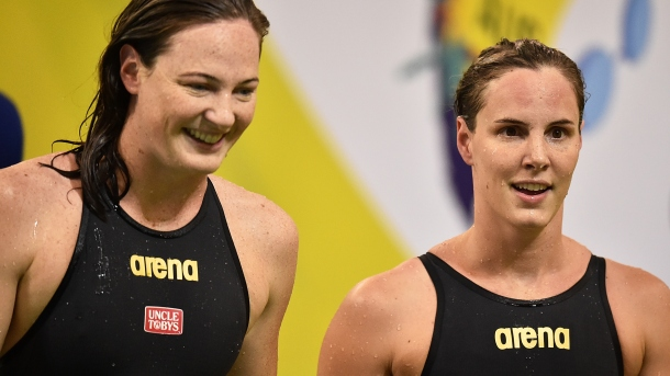 Cate Campbell, Bronte Campbell