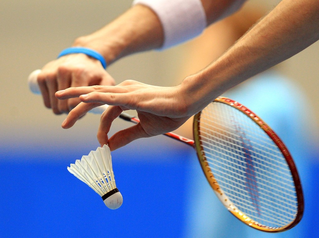 Badminton player earns Olympic spot after act of ...