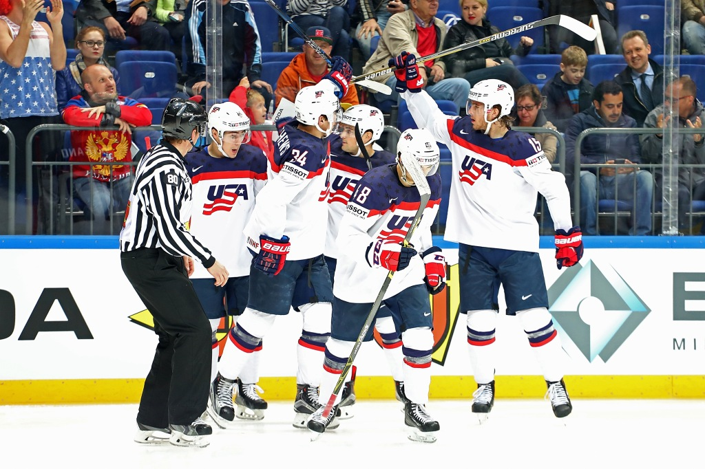 U.S. men's hockey