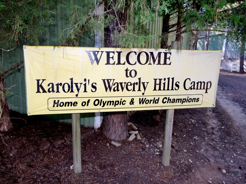 Karolyi ranch