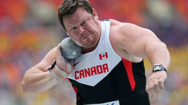 Dylan Armstrong
