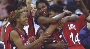Atlanta 1996 womens basketball
