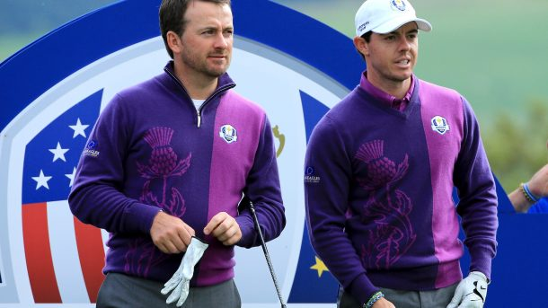 Rory McIlroy, Graeme McDowell