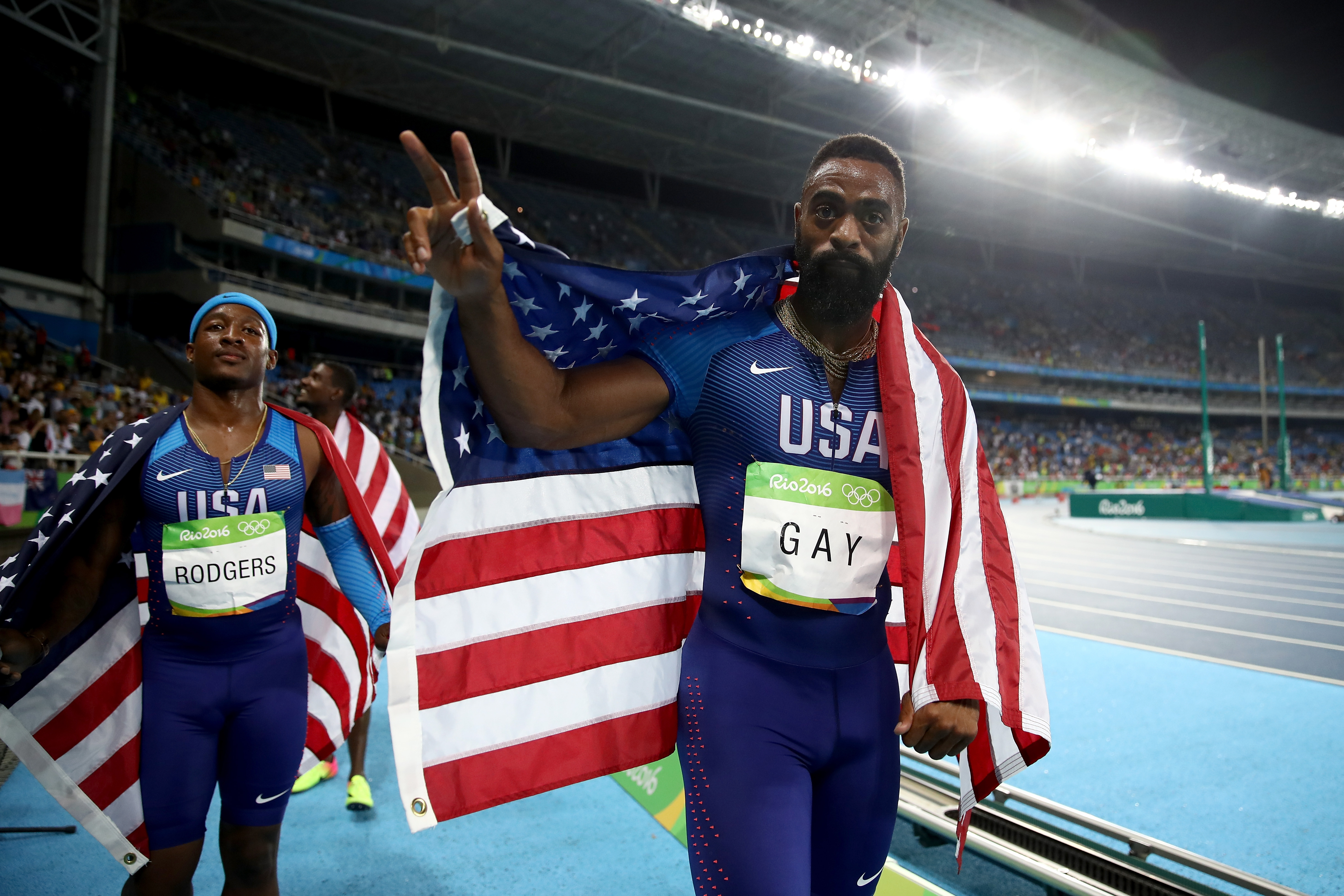 Sprinter Tyson Gay Fails Dope Test, Pulls Out Of World Championships