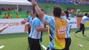 Argentina Paralympic soccer