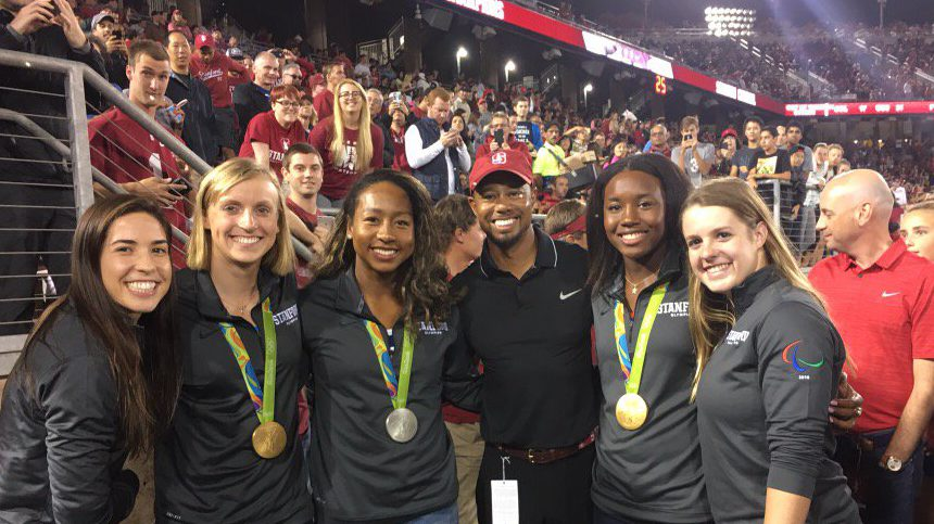 Stanford Winners Of Most Rio Medals Honors Olympians Olympictalk Nbc Sports