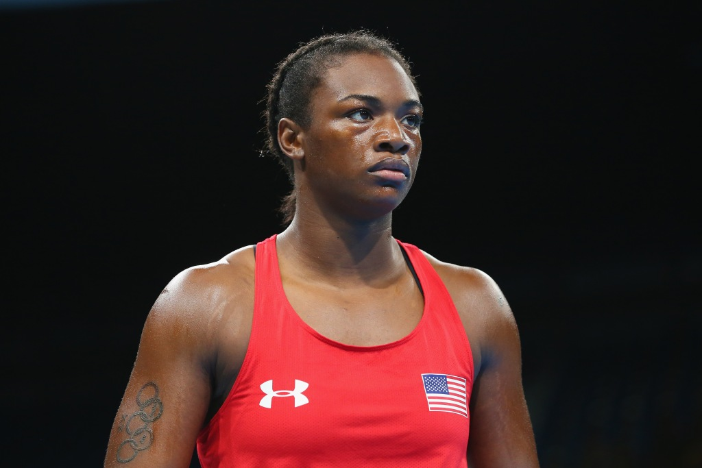 Claressa Shields begins MMA career: 'I've never kicked anybody in my life'