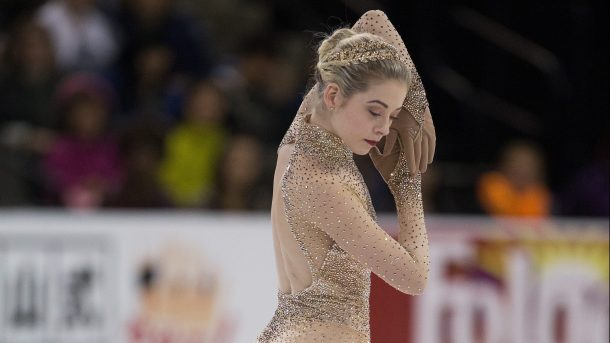 Gracie Gold opens up on TODAY about her battle with ...Gracie Gold Depression