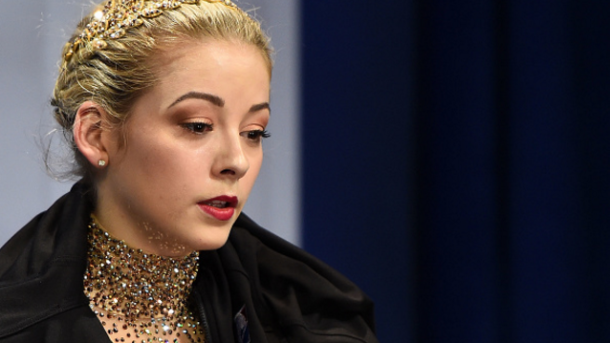Gracie Gold in treatment for eating disorder, depression ...Gracie Gold Depression