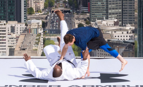 Andy Murray, Teddy Riner