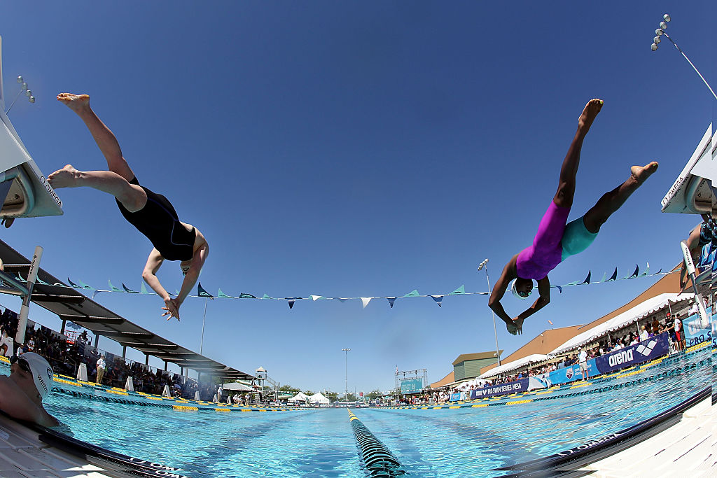 USA Swimming National Championships broadcast schedule