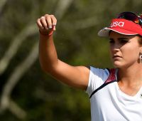 Lexi Thompson Shows Off Olympic Rings Tattoo Olympictalk Nbc Sports