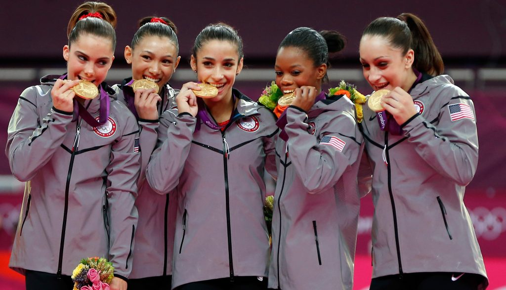 Fierce Five Gymnastics