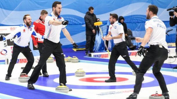 Italy curling