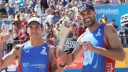 Olympics, Beach Volleyball, Phil Dalhausser, Nick Lucena