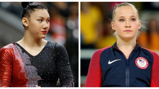 Kyla Ross, Madison Kocian