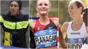 Shalane Flanagan, Des Linden, Molly Huddle