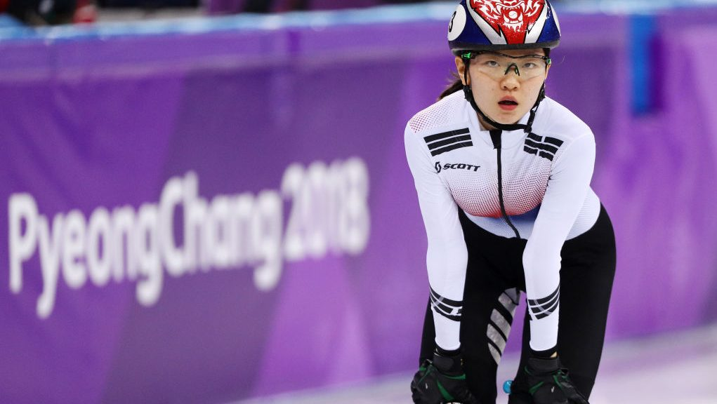 South Korea Olympic star alleges concussion, sabotage at hands of coach