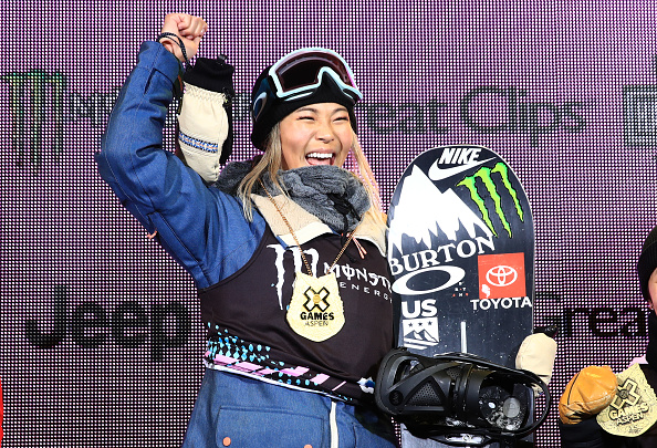Chloe Kim gets fifth X Games SuperPipe gold